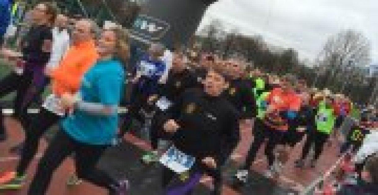 5 Januari Runnersworld Leiden Nieuwjaarsloop