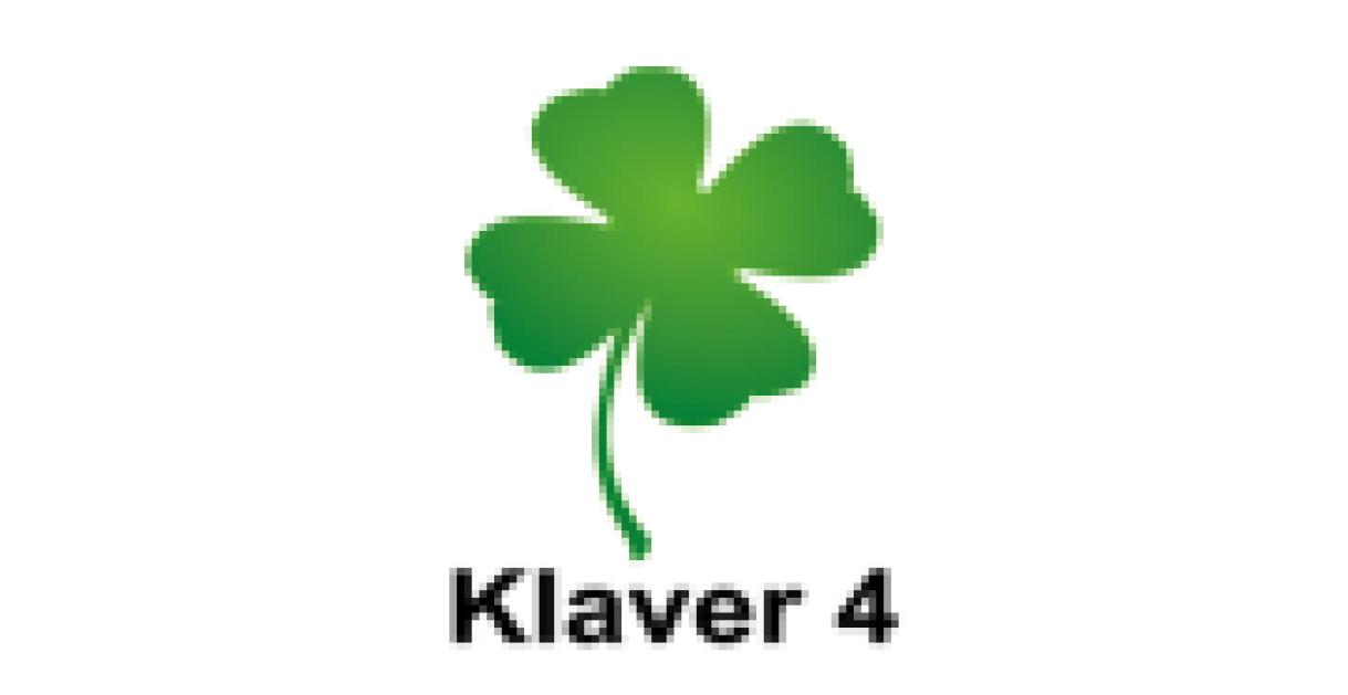 Wonderbaarlijk Jongeren op gezond gewicht dankzij Klaver 4 PR-65